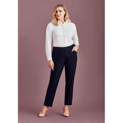 Womens Bandless Slimline Pant 10721_BZC