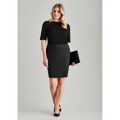 Womens Chevron Skirt 24014_BZC