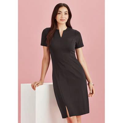 Womens Open Neck Dress 30620_BZC