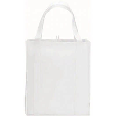 Big Grocery Non-woven Tote - (printed with 1 colour(s)) 2150-38_BUL
