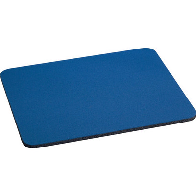 1/4     Rectangular Rubber Mouse Pad - (printed with 1 colour(s)) SM-3332_BUL