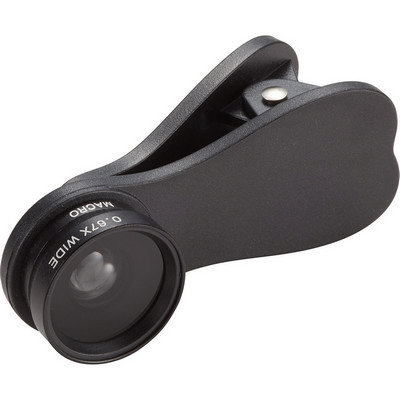 2-in-1 Photo Lens with Clip - (printed with 1 colour(s)) SM-3656_BUL