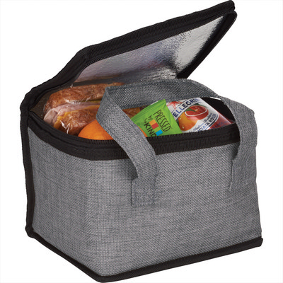 Kai 6 Can Box Lunch Cooler - (printed with 1 colour(s)) SM-5829_BUL