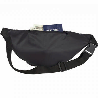 Hipster Deluxe Fanny Pack - (printed with 1 colour(s)) SM-7103_BUL