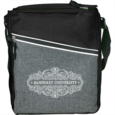 Level 12 Can Lunch Cooler - (printed with 1 colour(s)) SM-7755_BUL