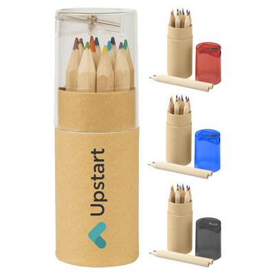 2in1 Colour Pencil Tube CP004_DEX