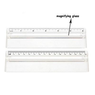15cm Ruler Magnifying DS063_DEX