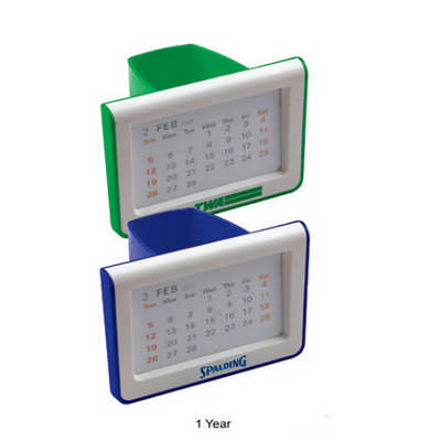 Pen Holder With Calendar DS075A_DEX