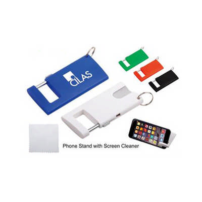 Mobile Holder And Cleaner Cloth DS1077_DEX