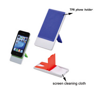 Mobile Holder With Cloth DS533_DEX