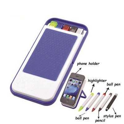 Mobile Holder With Pen Sets DS535_DEX