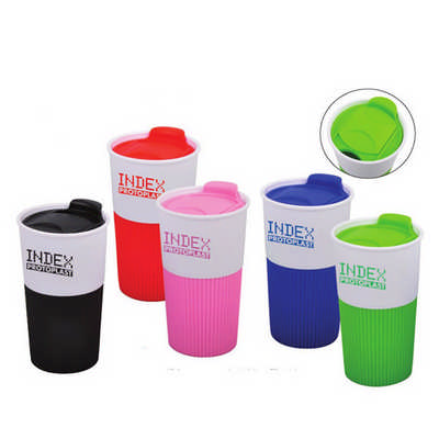 Coffee Cup With Silicone Case DS704_DEX