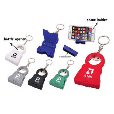 Mobile Holder Bottle Opener Mobile Cleaner DS812_DEX