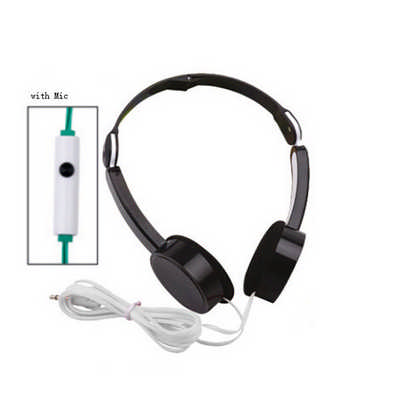 Foldable Headphones With Mic DS818_DEX