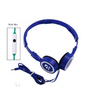Foldable Headphones With Mic DS907_DEX