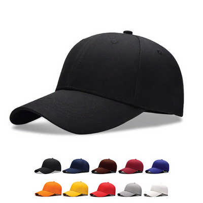 Four Seasons 6 Panel Heavy Cotton Cap HDW015_DEX