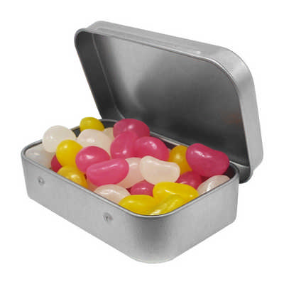 Jelly Bean In Tin 50g - (printed with 1 colour(s)) JB007_DEX