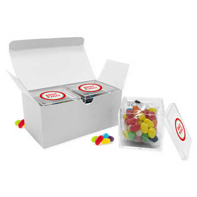Jelly Bean 2 Cubes In Gift Pack JB009_DEX