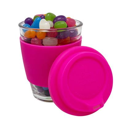 Jelly Bean In Carlo Glass Coffee Cup JB011_DEX
