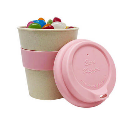 Jelly Bean In 8oz Bamboo Cup JB014_DEX