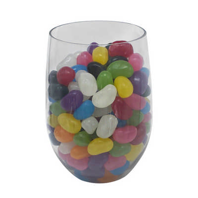 Jelly Bean In Crystal Pet Cup JB029_DEX