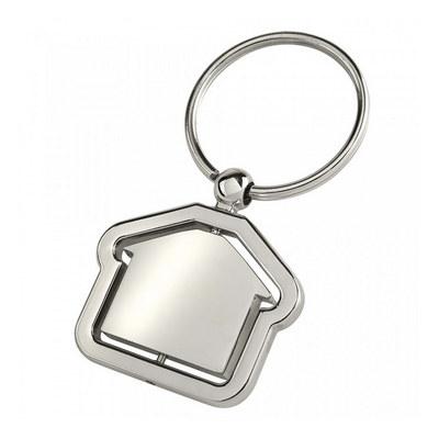 Spin House Key Ring KRO009_DEX