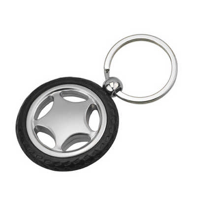 Cruise Key Ring - (printed with 1 colour(s)) KRV004_DEX