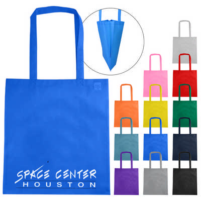 Non Woven Bag With V Gusset NWB001_DEX