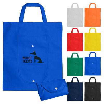 Non Woven Foldable Shopping Bag NWB011_DEX