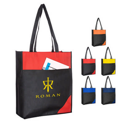 Non Woven Bag With Mix Colour NWB019_DEX