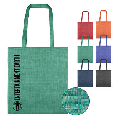 Silver Line Patterned Non Woven Bag NWB021_DEX