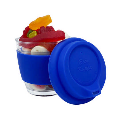 Jelly Party Mix In Venice Glass Coffee Cup PM006_DEX