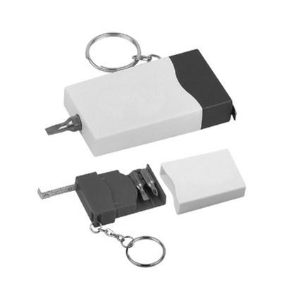 Mini Screwdriver Tape Key Ring SDK002_DEX