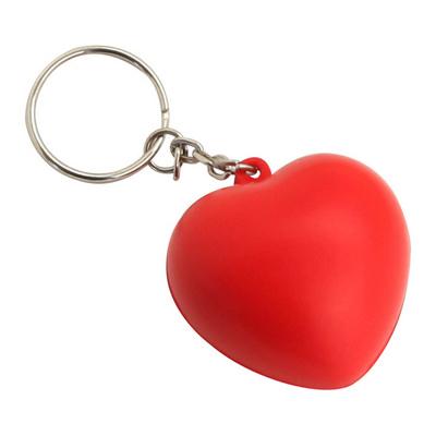 Stress Heart Key Ring SKR002_DEX