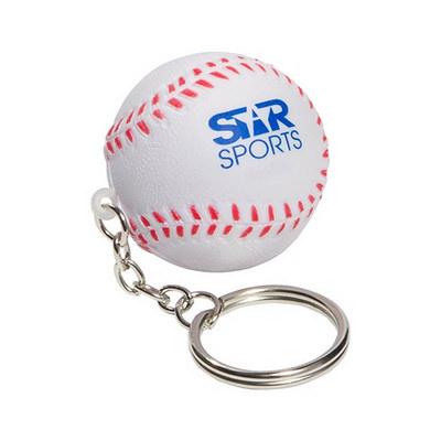 Stress Baseball Key Ring SKR014_DEX