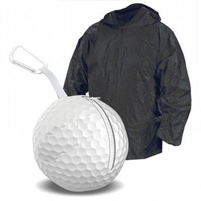 Jacket Ball - Golf Ball Poncho - (printed with 1 colour(s)) CGA-A-JB_DGOLF