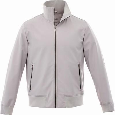 Kendrick Softshell Jacket - Mens - (printed with 4 colour(s)) TM12935_ELE