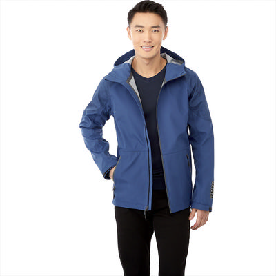 Index Softshell Jacket - Mens - (printed with 1 colour(s)) TM12936_ELE