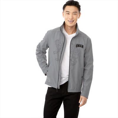 Karmine Softshell Jacket - Mens - (printed with 1 colour(s)) TM12937_ELE