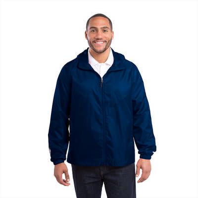 Darien Packable Lightweight Jacket - Mens - (printed with 1 colour(s)) TM12983_ELE