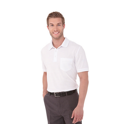 Banfield Short Sleeve Polo - Mens - (printed with 1 colour(s)) TM16223_ELE