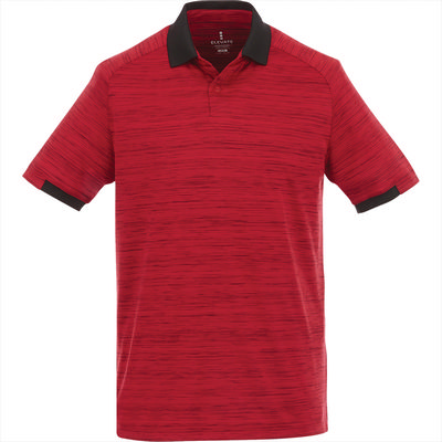 Emory Short Sleeve Polo - Mens - (printed with 1 colour(s)) TM16510_ELE