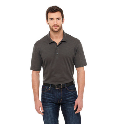 Jepson Short Sleeve Polo - Mens - (printed with 4 colour(s)) TM16608_ELE