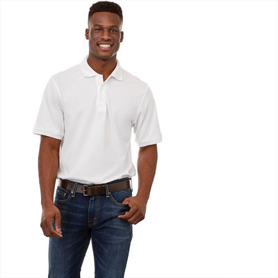 Belmont Short Sleeve Polo - Mens - (printed with 1 colour(s)) TM16624_ELE