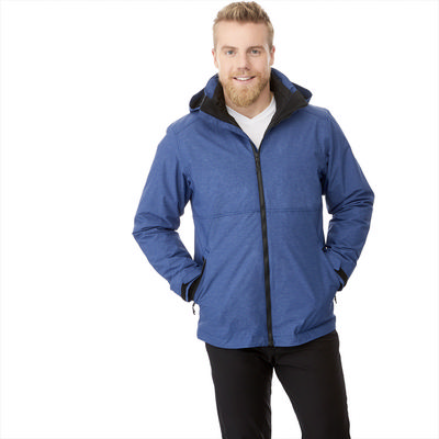Delamar 3-in-1 Jacket - Mens - (printed with 1 colour(s)) TM19305_ELE