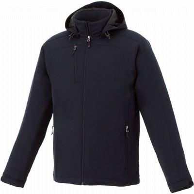 Bryce Insulated Softshell Jacket - Mens - (printed with 1 colour(s)) TM19531_ELE