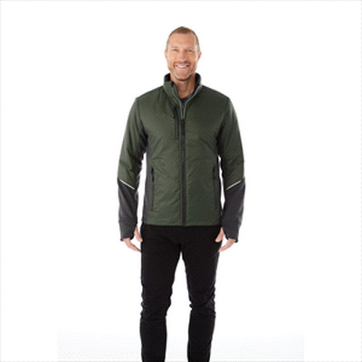 Fernie Hybrid Insulated Jacket - Mens - (printed with 1 colour(s)) TM19555_ELE