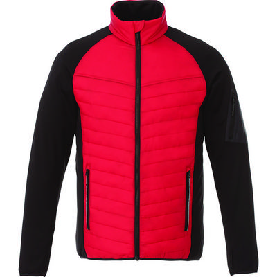 Banff Hybrid Insulated Jacket - Mens - (printed with 1 colour(s)) TM19602_ELE