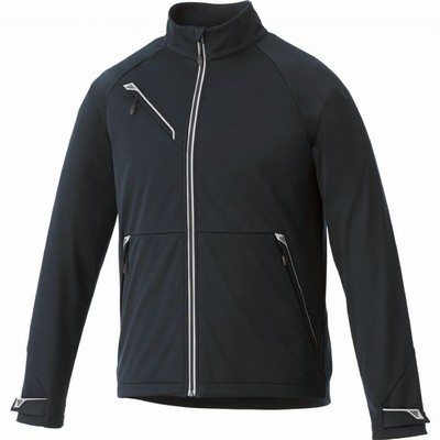 Kaputar Softshell Jacket - Mens - (printed with 1 colour(s)) TM19650_ELE