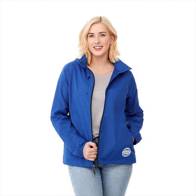Flint Lightweight Jacket - Womens - (printed with 1 colour(s)) TM92604_ELE